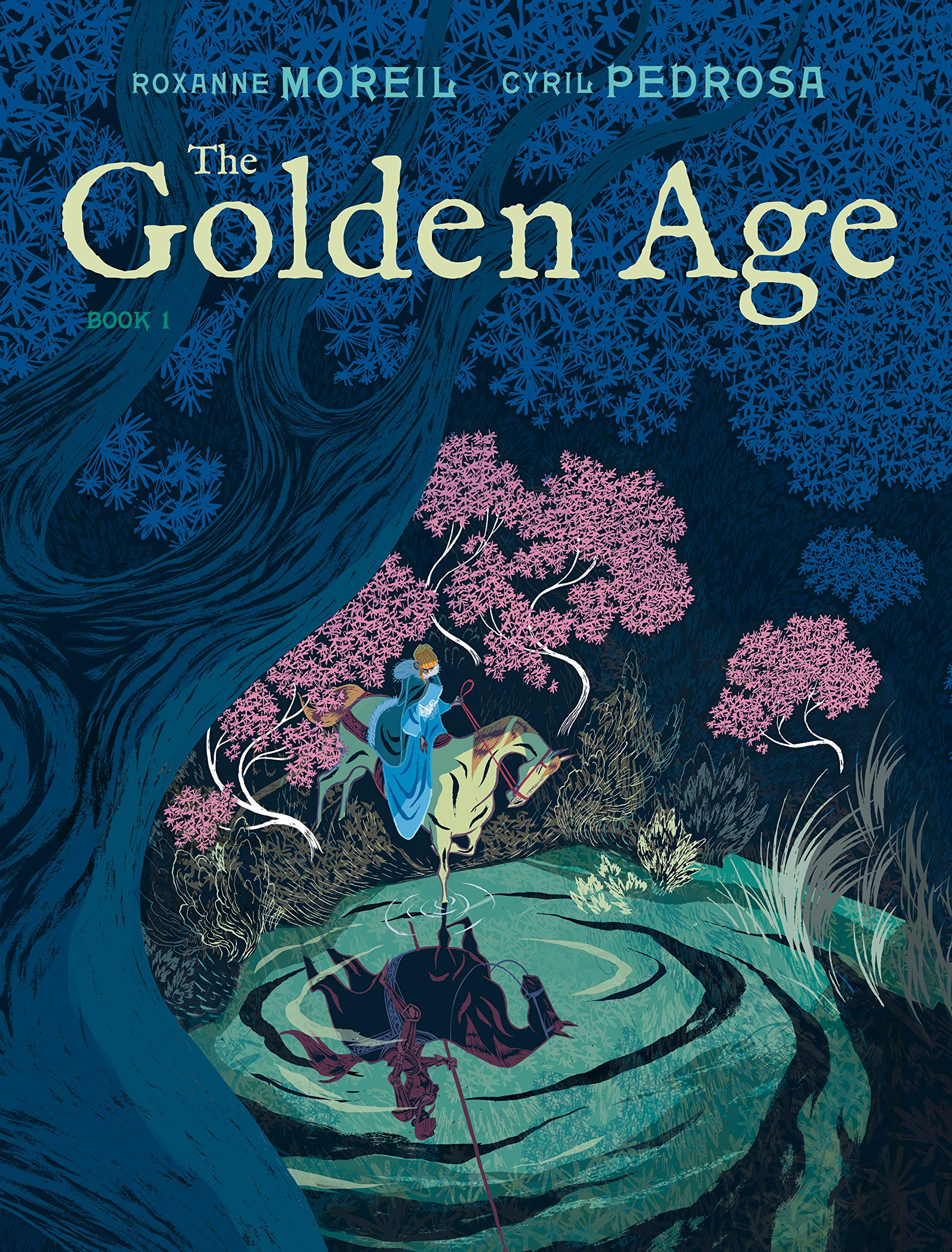 Graphic Novels for Winter 2020: The Golden Age