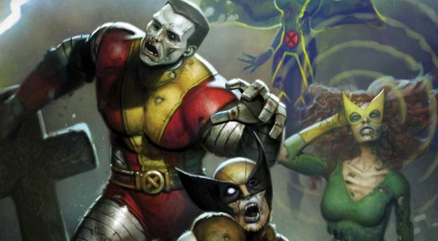 Even more Marvel Zombies in these April variant covers!
