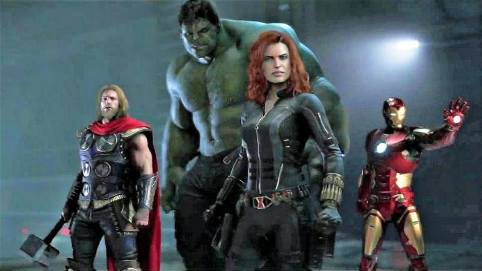 video games 2020 avengers