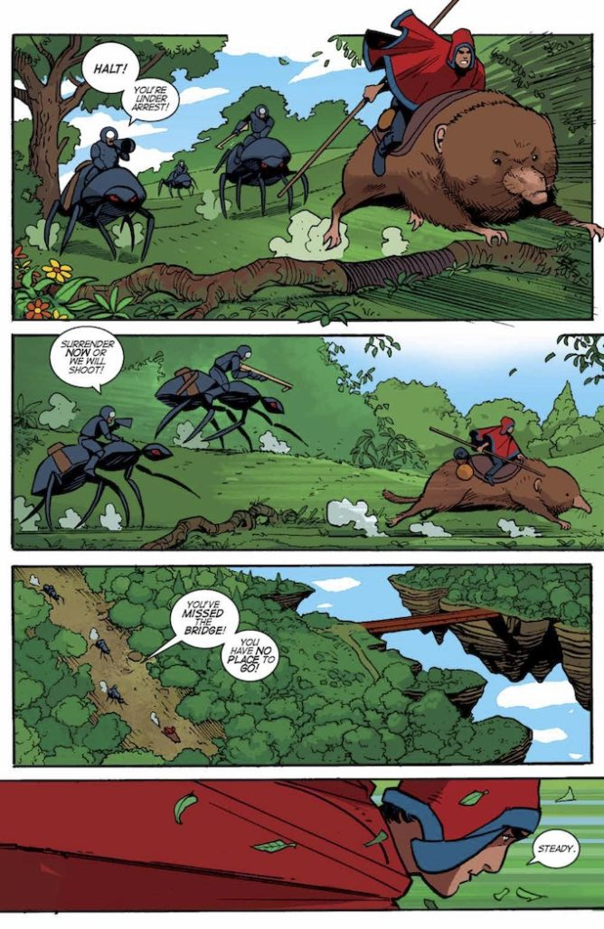 GOGOR comic pg1