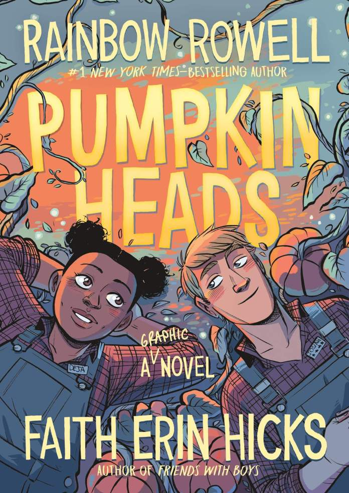2020 Great Graphic Novels for Teens: Pumpkinheads