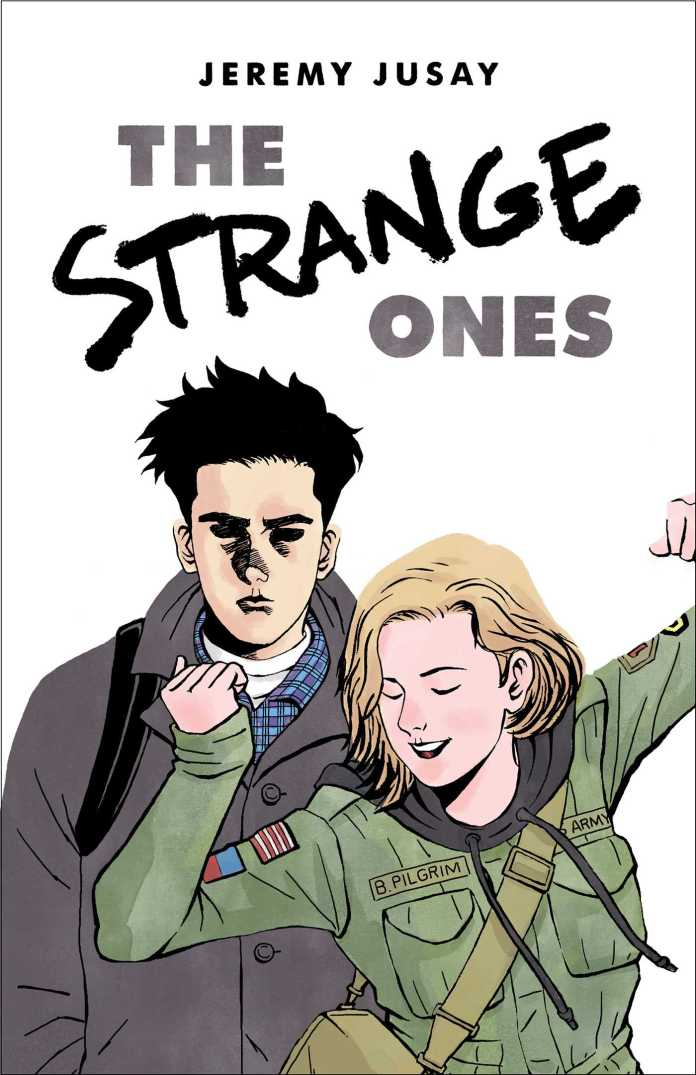 Image result for strange ones graphic novel jan 15 2020""