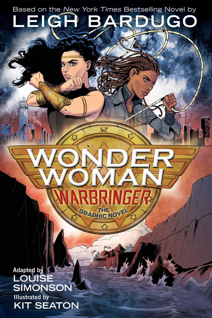Baby Health in Winter Graphic Novels for Winter 2020: Wonder Woman: Warbringer