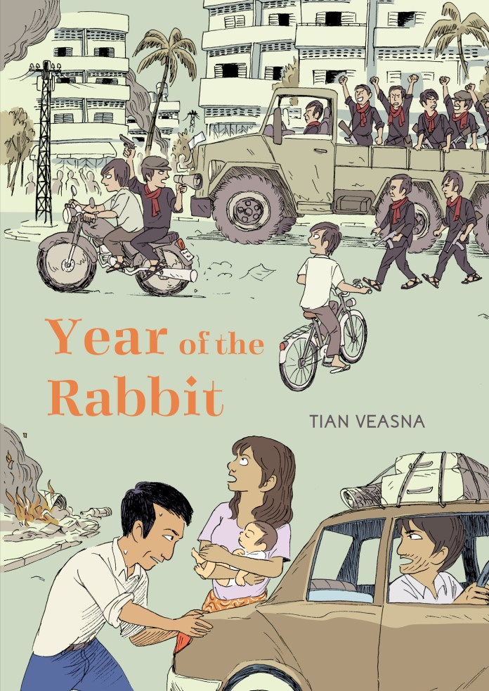 Baby Health in Winter Graphic Novels for Winter 2020: Year of the Rabbit