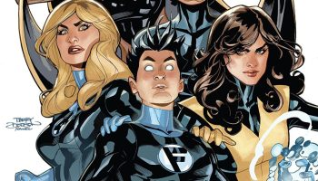 Kate Pryde Fantastic Four