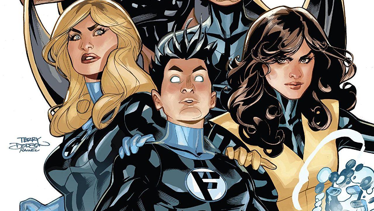 Kate Pryde Fantastic Four