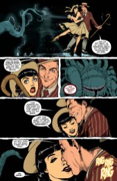 Bettie Page: Princess and the Pin-Up