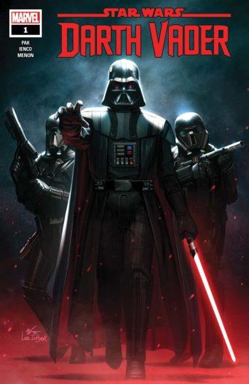 Star Wars: Darth Vader #1