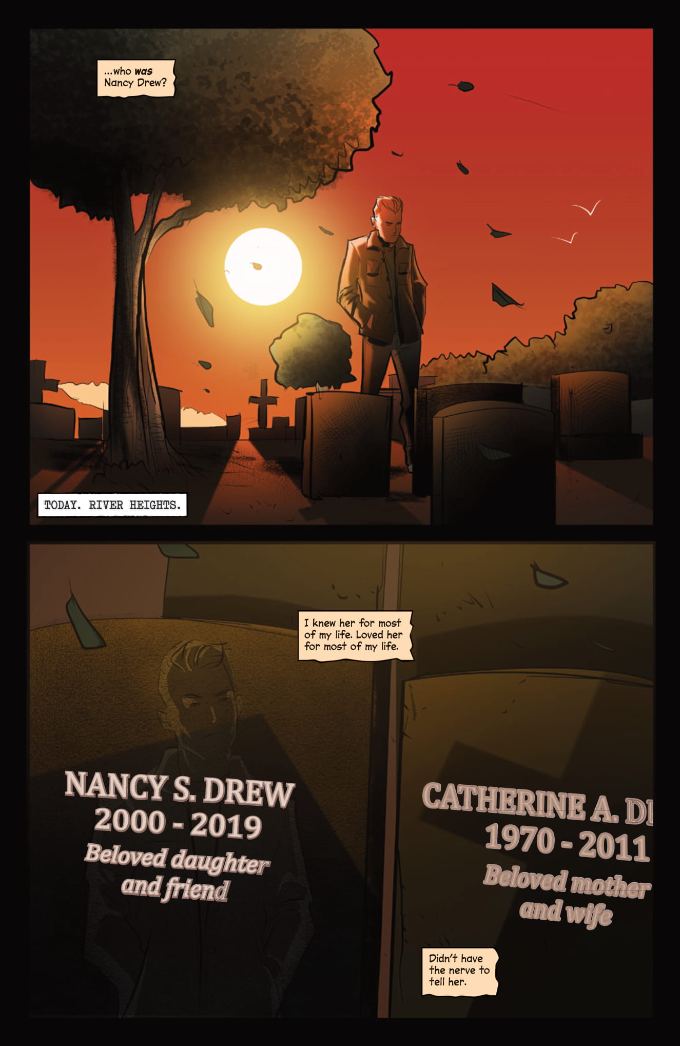 Death of Nancy Drew