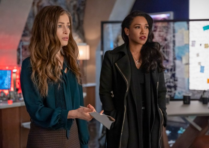 From THE FLASH S6E12; Photo: The CW.