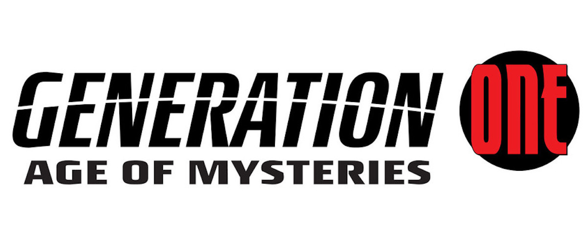 DC 5G is nigh…check out GENERATION ONE: AGE OF MYSTERIES