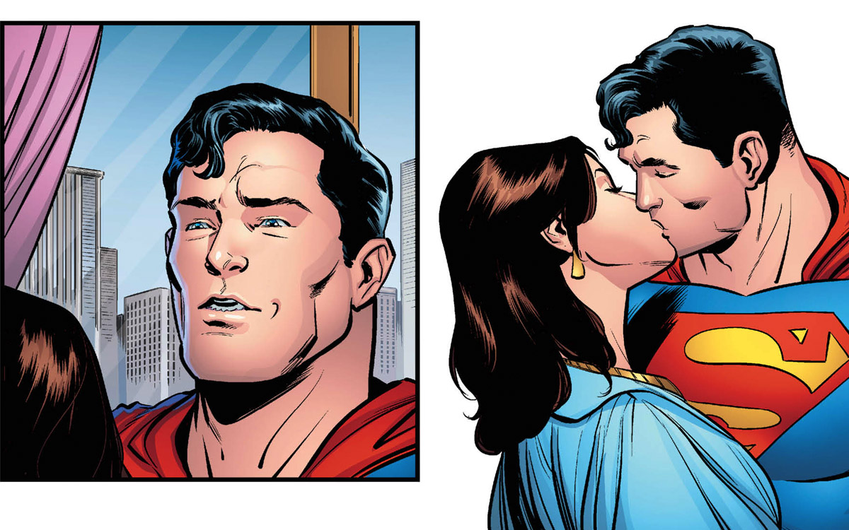 DC ROUND-UP: Fatherhood leads the way in Superman: Heroes