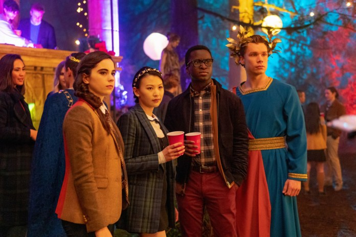 The Ides of March Party on Riverdale