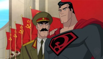 Superman Red Son premiere