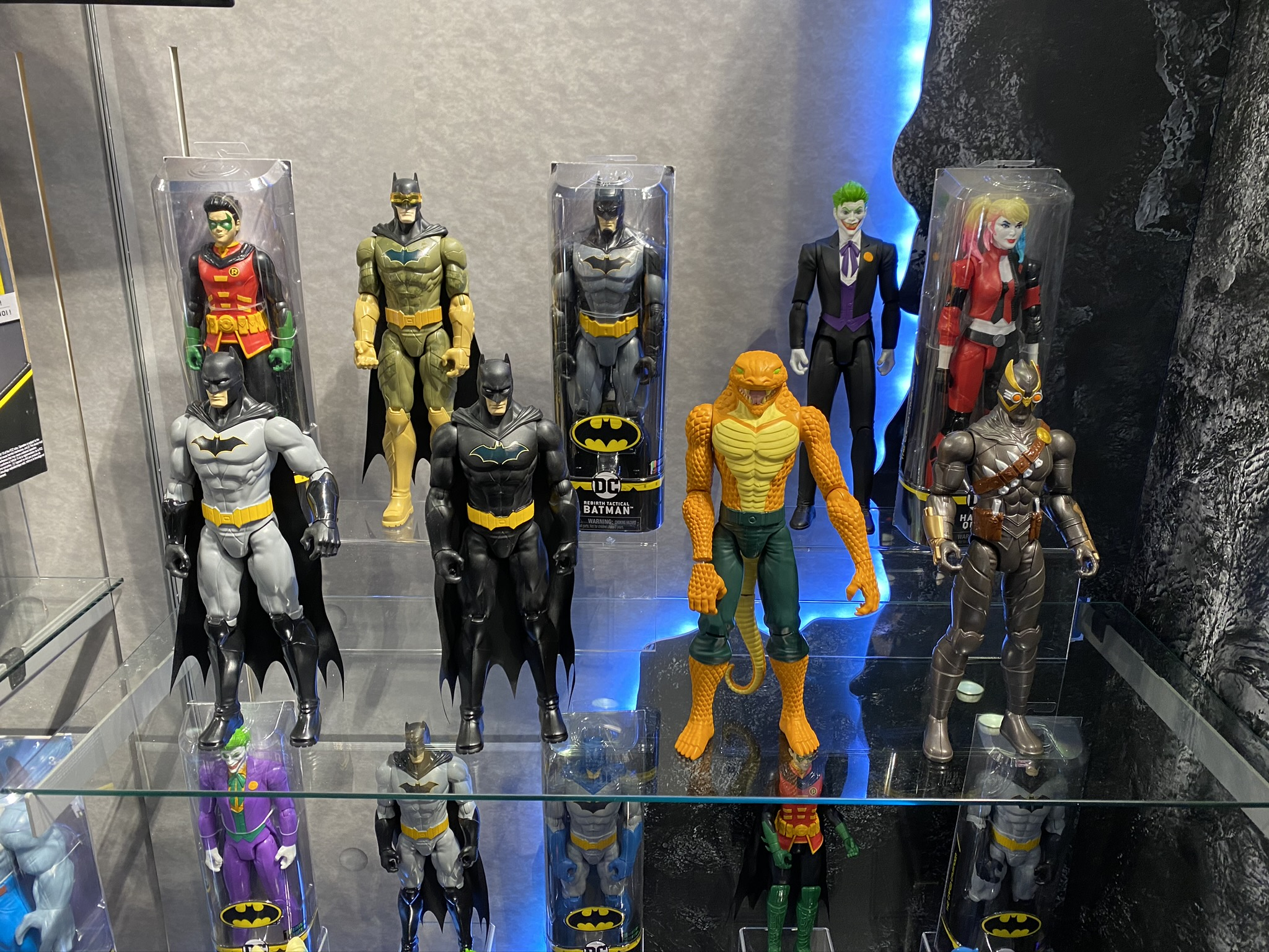 DC Batman 2020 Batman 4-inch Action Figure by Spin Master Rebirth