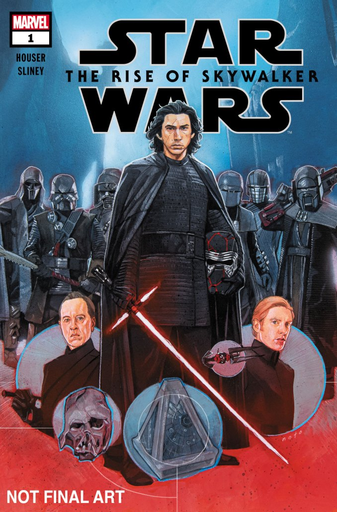 Star Wars: The Rise of Skywalker Adaptation