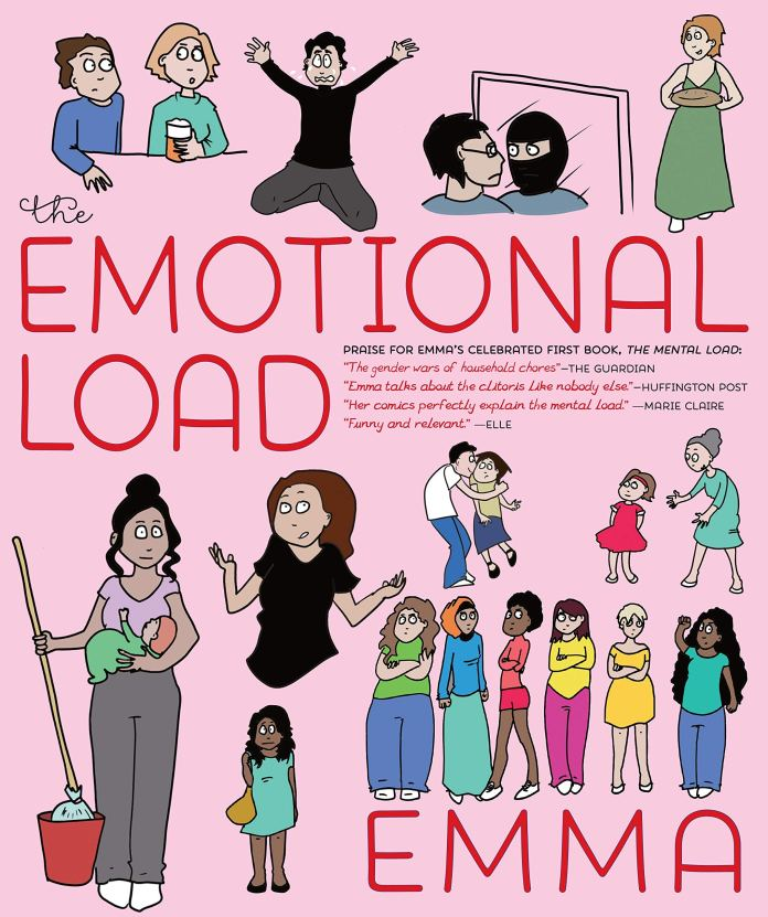 The Emotional Load Cover