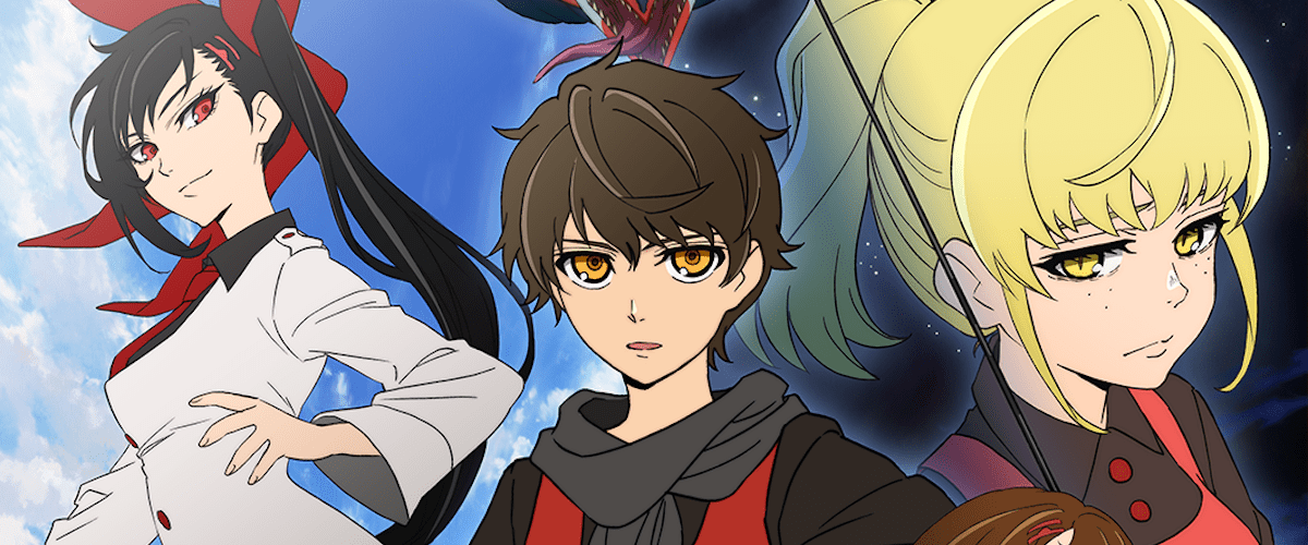 REVIEW: TOWER OF GOD is a puzzle box disguised as a love story ...