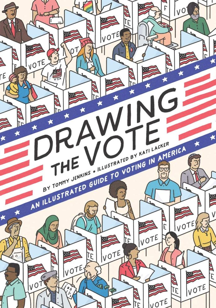 Drawing The Vote Cover