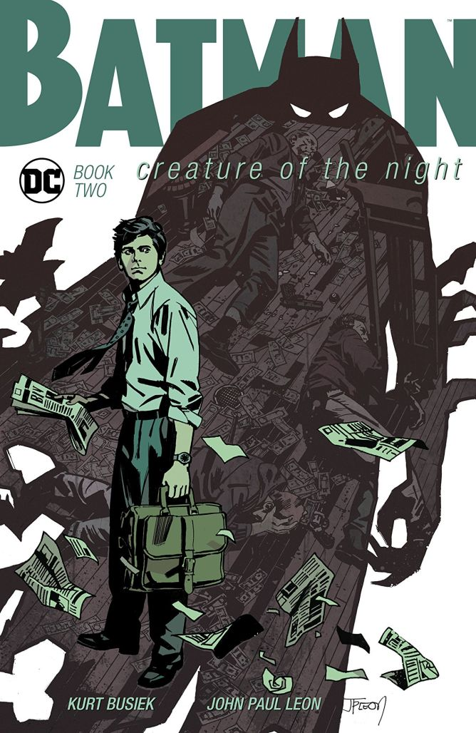 batman creature of the night review bruce