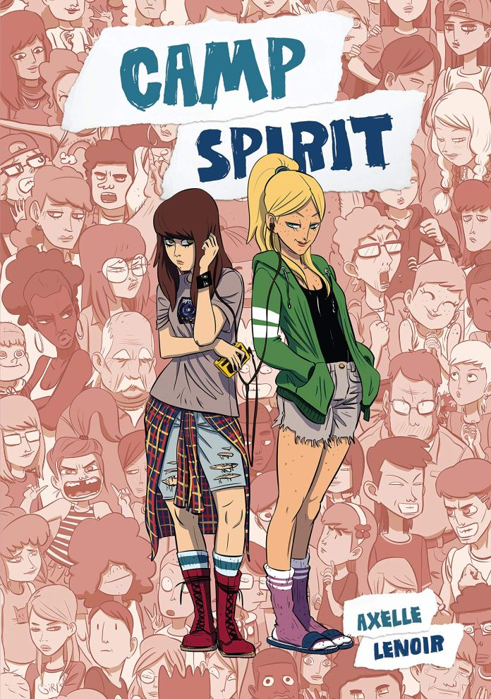 Camp Spirit Cover
