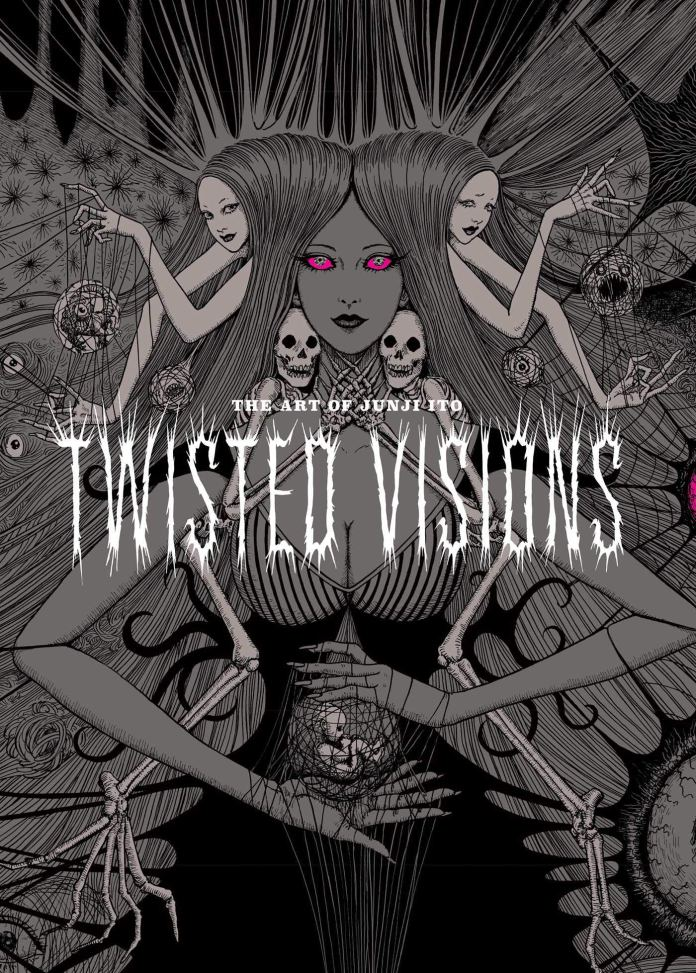 Twisted Visions Cover