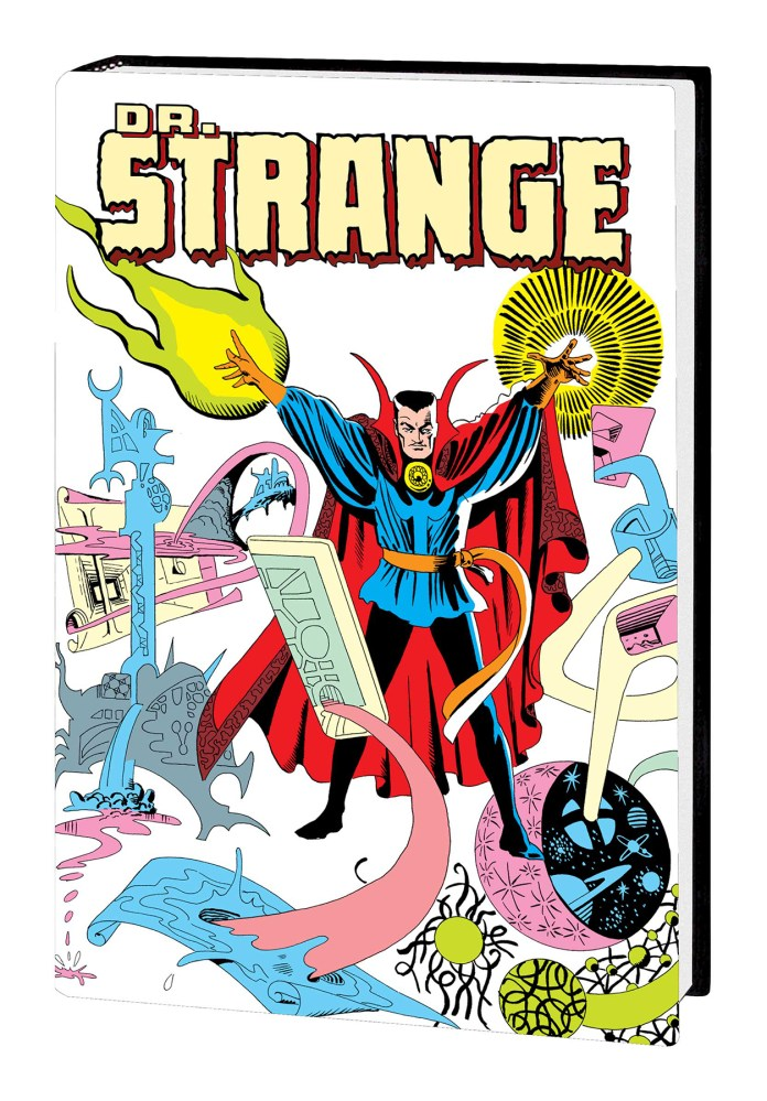 Ditko is Strange