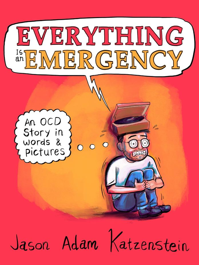 Everything Is An Emergency Cover