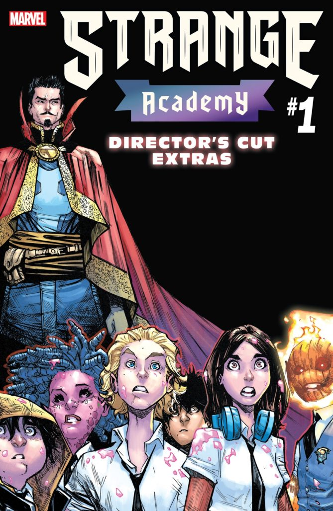 Strange Academy #1 Director's Cut
