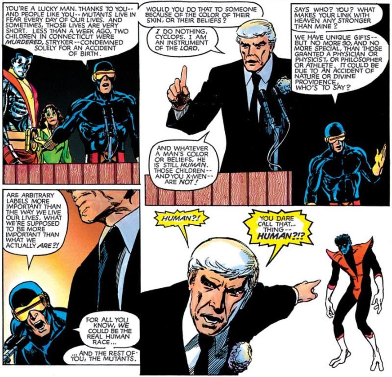 From X-Men: God Loves, Man Kills