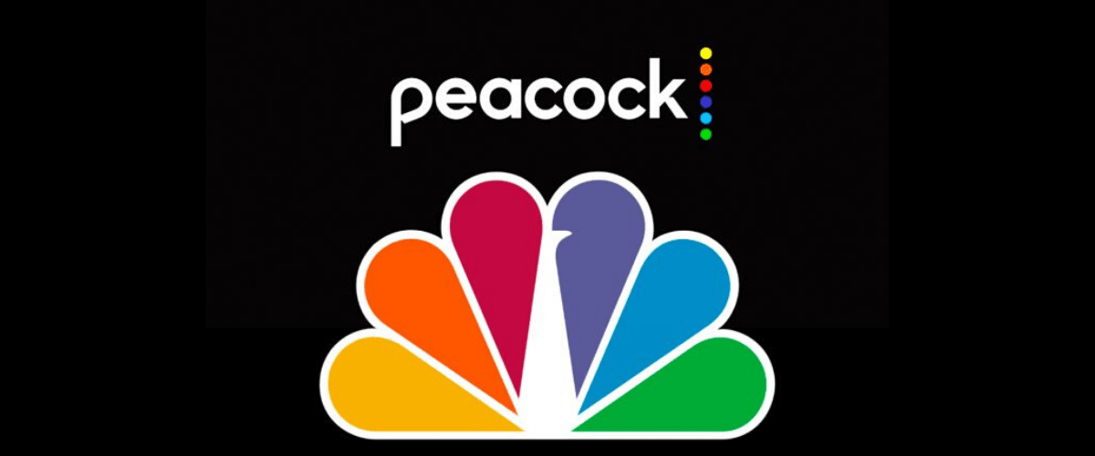 the peacock logo nbc