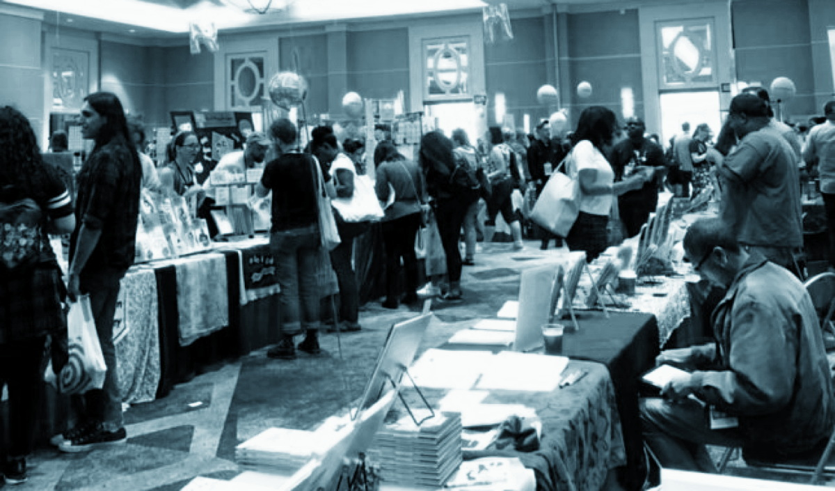spx comcis beat small press expo