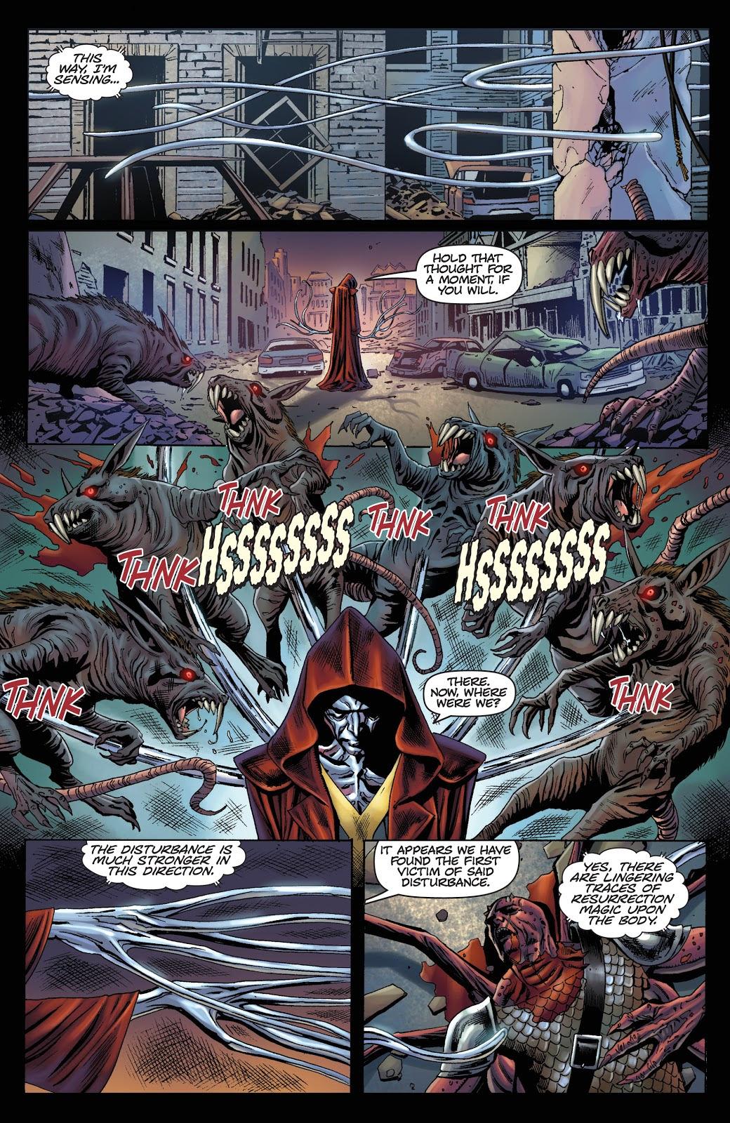 Vampirella graphic novels