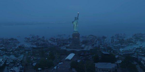 Avengers Endgame New York City