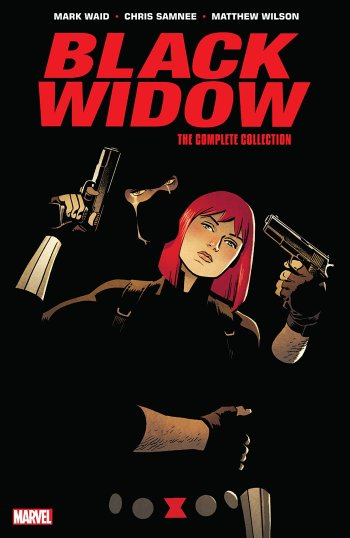 Black Widow by Waid and SAmnee