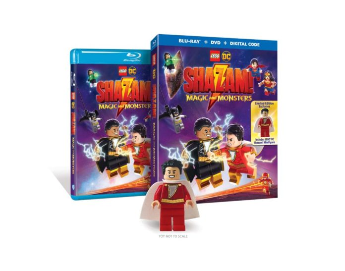 LEGO Shazam