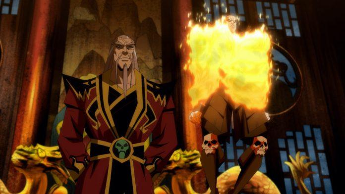 Mortal Kombat Legends Virtual Viewing Party Online Panel