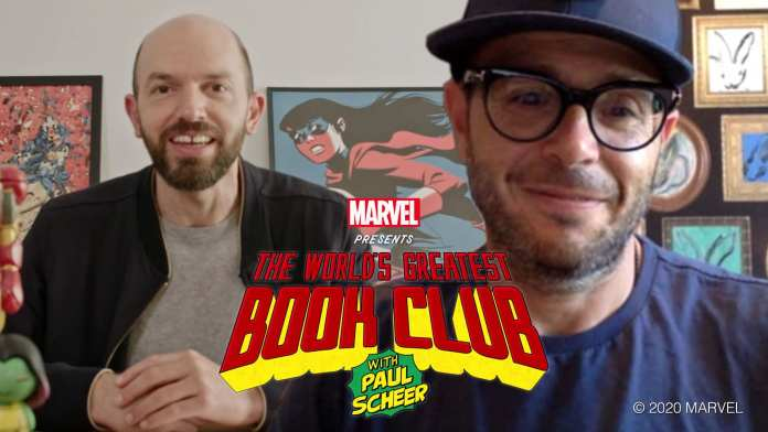 Paul Scheer Marvel