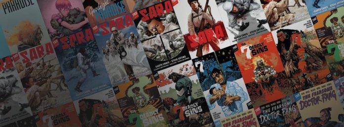 TKO Studios comics