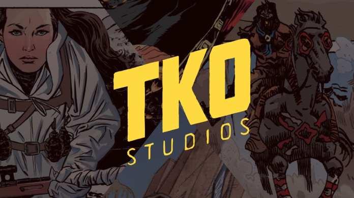 TKO Studios logo