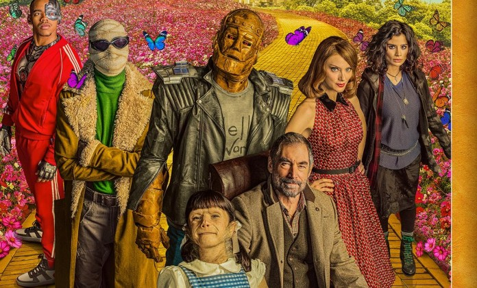 Dorothy Spinner Ape Face And All Revealed In First Doom Patrol
