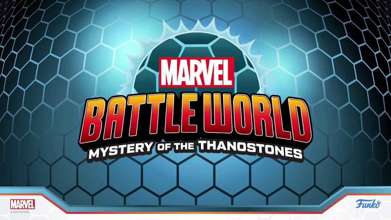 Funko Marvel Battleworld