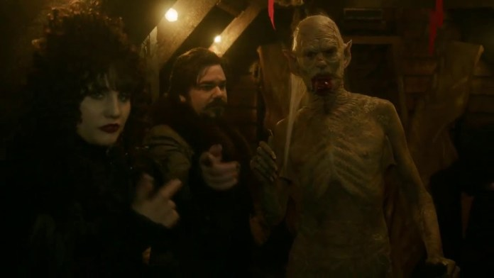 What We Do in the Shadows FX Nadja Laszlo and the Baron