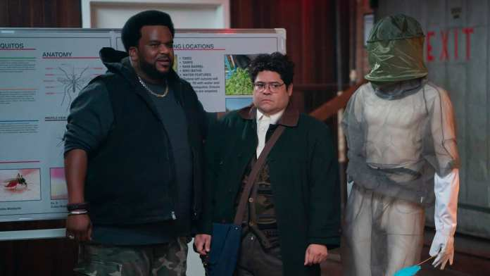 What We Do in the Shadows FX Claude and Guillermo