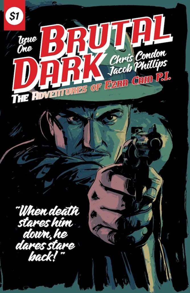 Brutal Dark cover