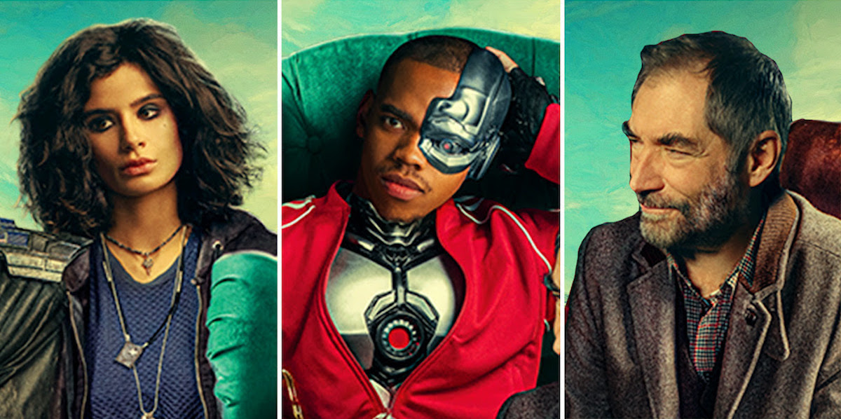 Doom Patrol Season 2 Hits Hbo Max And Dc Universe This Summer