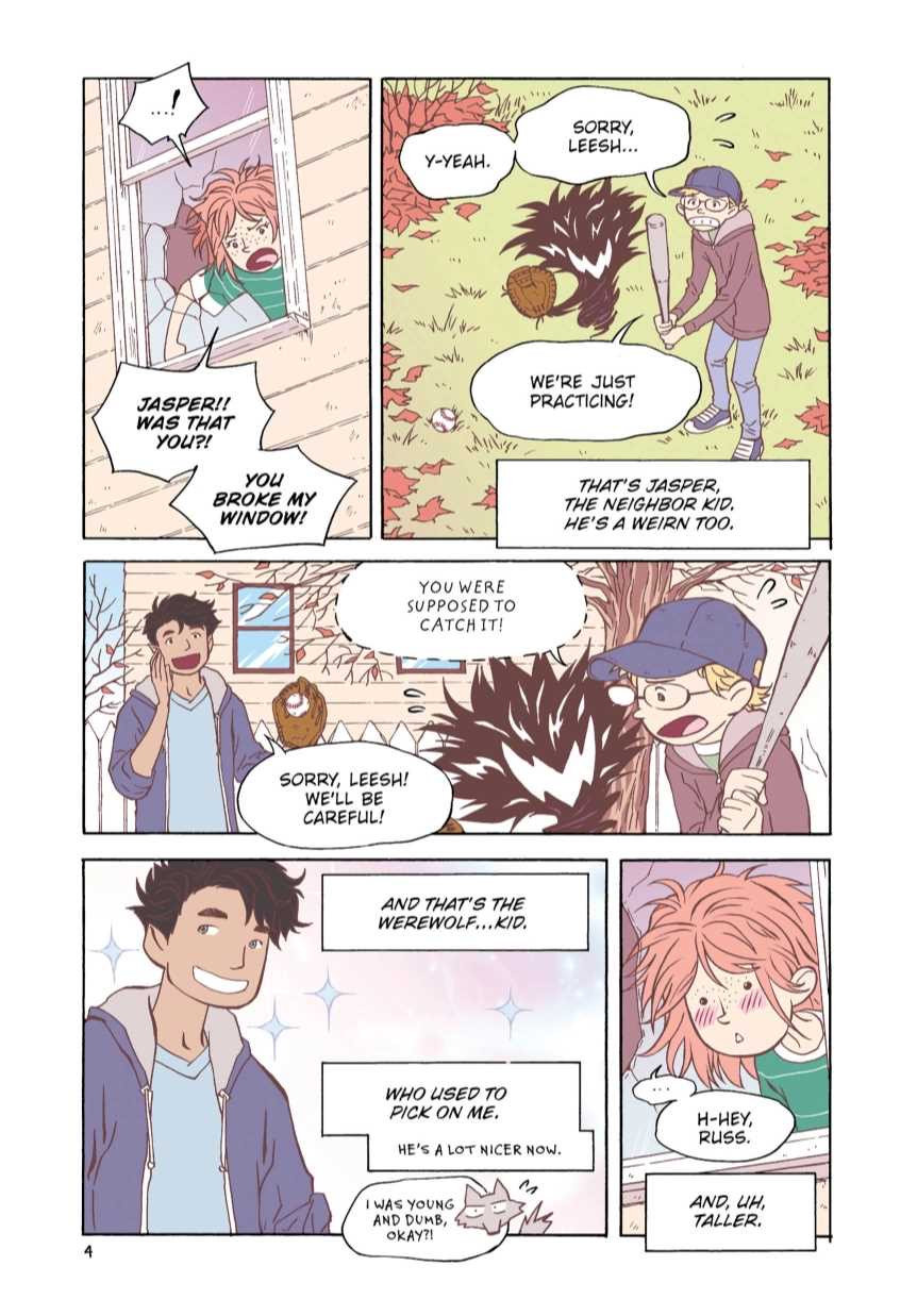 The Weirn Books pg 4