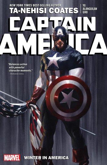 Ta-Nehisi Coates Captain America
