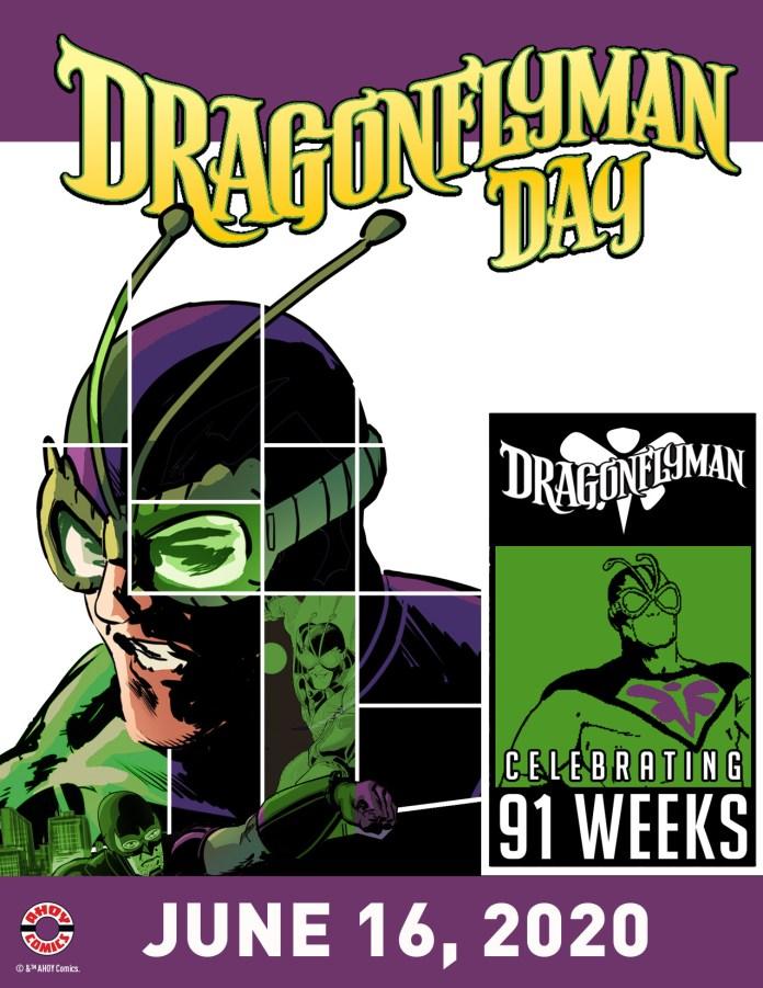 Dragonflyman Day