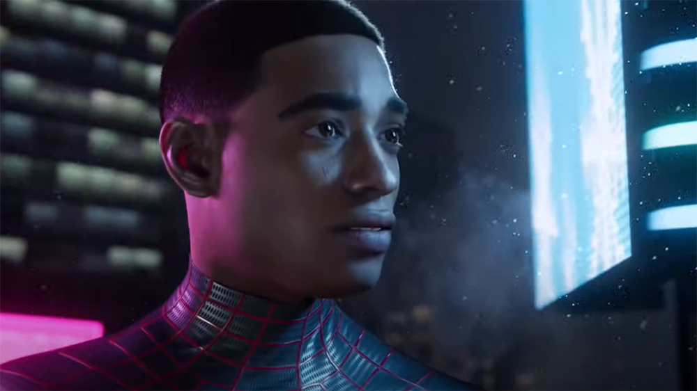 PlayStation 5 reveal Miles Morales